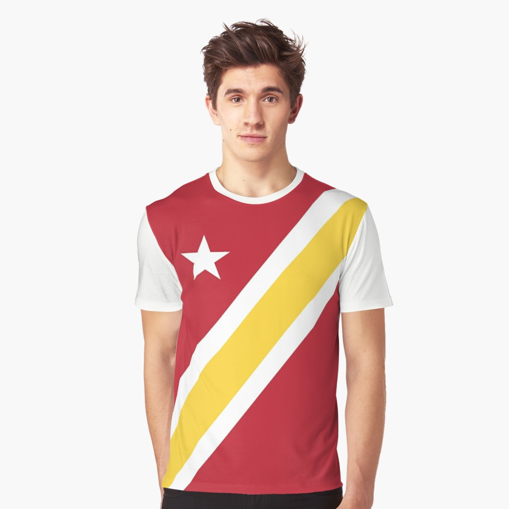 Congo 1968 Home T-Shirt
