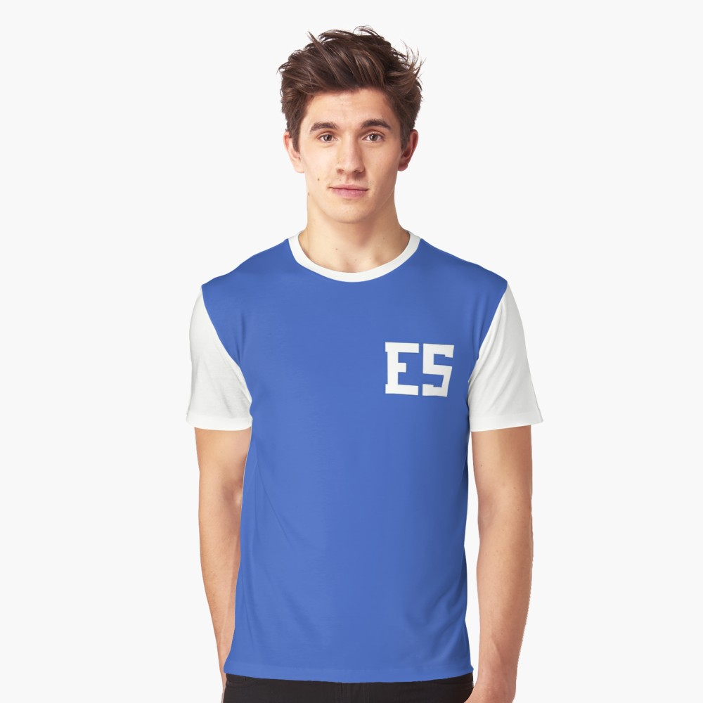 El Salvador 1982 Home T-Shirt